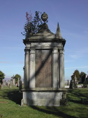 Rainey-Goddard Monument, Knockbreda Churchyard, Church Road, Knockbreda