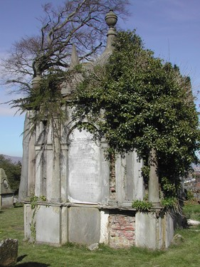 Waddell-Cunningham-Douglas, Knockbreda Churchyard, Church Road, Knockbreda
