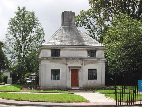 Gate Lodge, Stormont Estate, Massey Avenue, Belfast