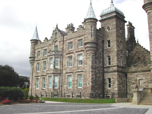 Stormont Castle, Stormont Estate, Upper Newtownards Road, Belfast