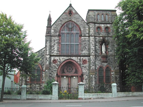Former Our Lady of the Holy Rosary Church, 350 Ormeau Road, Belfast