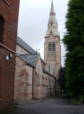 St. Matthew's Church, Bryson Street, Lower Newtownards Road, Belfast