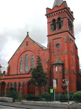 St. Simon's Church of Ireland, Donegall Road, Belfast