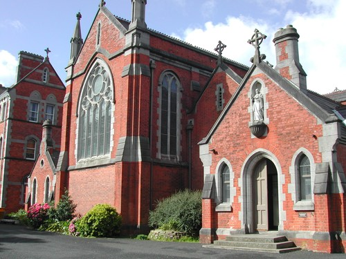 Chapel, Good Shepherd Complex, Ormeau Road, Belfast