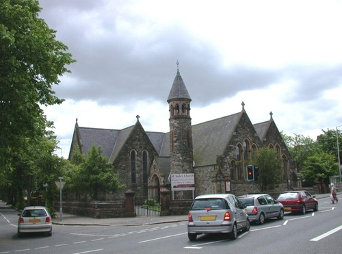 St. Jude's Parish Church, Ormeau Road, Belfast