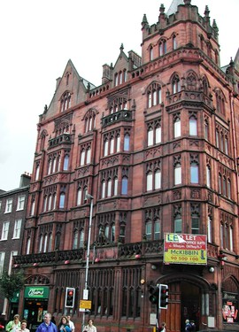 Ocean Buildings, 1-3 Donegall Square East/1-3 Chichester Street, Belfast