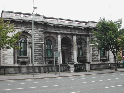 Trustee Savings Bank, Queen's Square/16 Victoria Street, Belfast