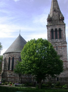 St. Thomas' Church, Eglantine Avenue, Belfast