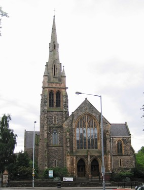 Fisherwick Presbyterian Church, Malone Road, Belfast
