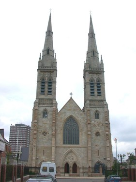 St. Peter's Cathedral, St. Peter's Square North, Belfast