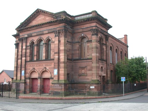 Nelson Memorial Presbyterian Church, Nelson Square, Belfast, BT13 2PH
