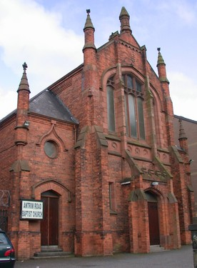 Baptist Church, Antrim Road, Belfast