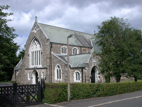 St. Peter's Church of Ireland, Antrim Road, Belfast