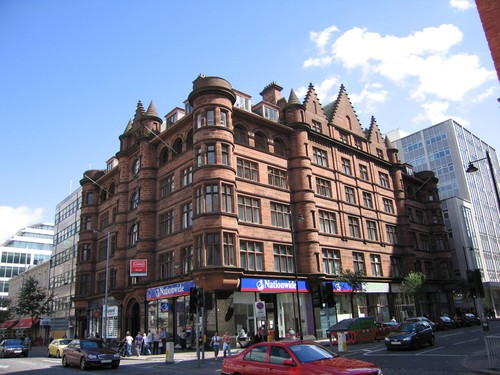 Scottish Mutual Building, 15-16 Donegall Square South, Belfast