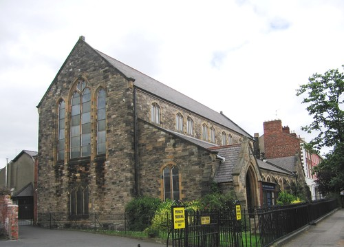 St. Mary Magdalene Church, 54 Donegall Pass, Belfast