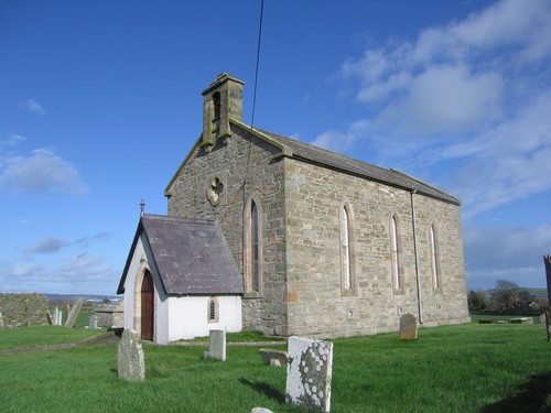 Parish Church, Ardglass Road, Kilclief
