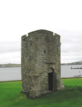 Old Court Tower, Strangford