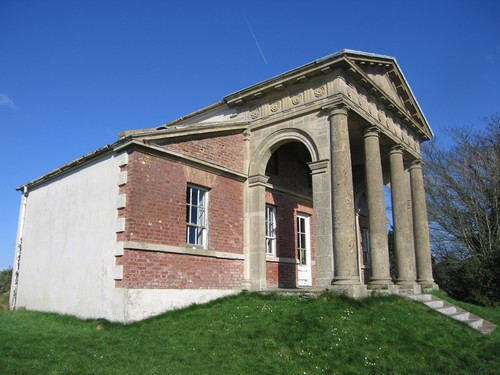 The Temple Above Temple Water, Castleward