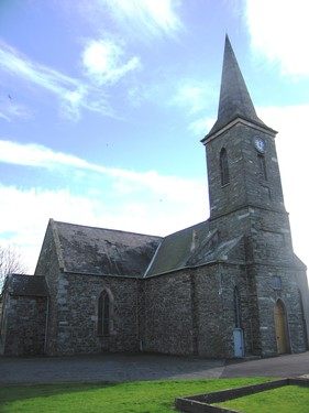 St. Nicholas' Parish Church C of I, Kildare Street, Ardglass