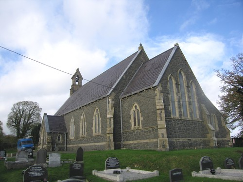 Church of the Ascension, Glebe Road, Annahilt