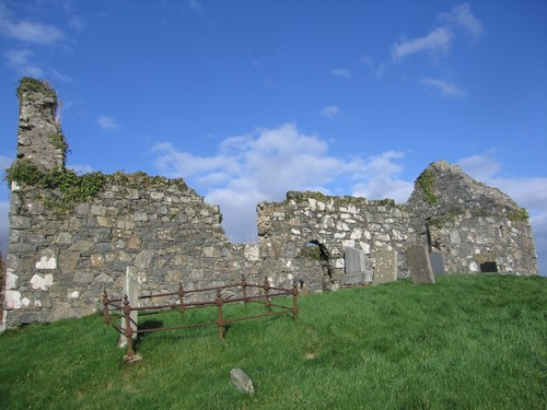 Loughinisland Churches-North Church