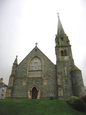 Church of the Sacred Heart, Main Street, Dundrum