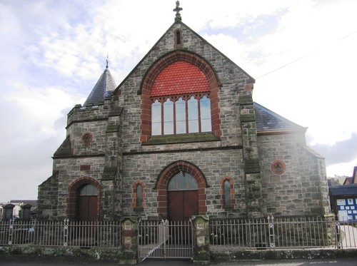 Second Presbyterian Church, Ballynahinch Road, Saintfield