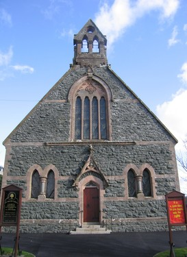 Spa Presbyterian Church, 70 Spa Road, Ballynahinch