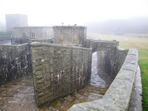 Scour Valve House, Silent Valley Reservoir
