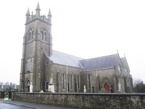 St. Colman's RC Church, Newry Road, Kilkeel, BT34 4HA