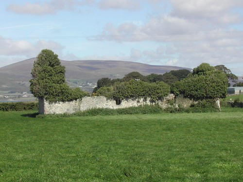 Church Ruin, Greencastle, Kilkeel