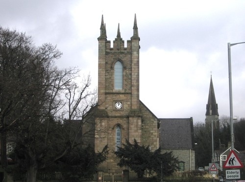 Kilbroney Parish Church, Rostrevor