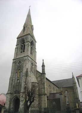 St. Peter's RC Church, Great George Street, Warrenpoint, BT34 3NF