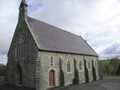 Lisnavaghrog RC Church
