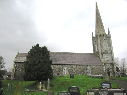 St. Mellan's C of I Church, Loughbrickland