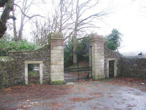 Gates of Scarva House, Scarva