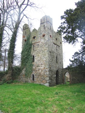 Watch Tower at Stramore House, Gilford