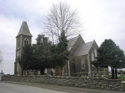 All Saints Church, Tullylish