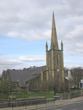 Seapatrick Parish Church, Church Square, Banbridge