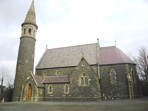 St. John's Church, Kilmacrew Road, Magherally