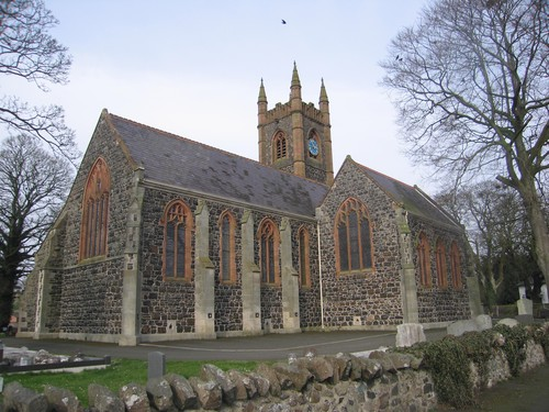 Church of the Holy Undivided Trinity, Magheralin
