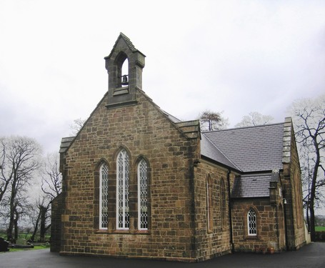 St. John's Church, St. John's Road, Corcreeny