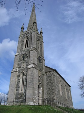 St. Mary's C of I, Kilmood Church Road, Kilmood, BT23 6SA
