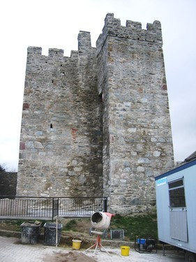Portaferry Castle, Portaferry