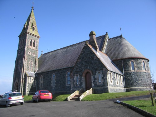 St. Joseph's RC Church, Blackstaff Road, Ballycran Beg, BT22 1AG