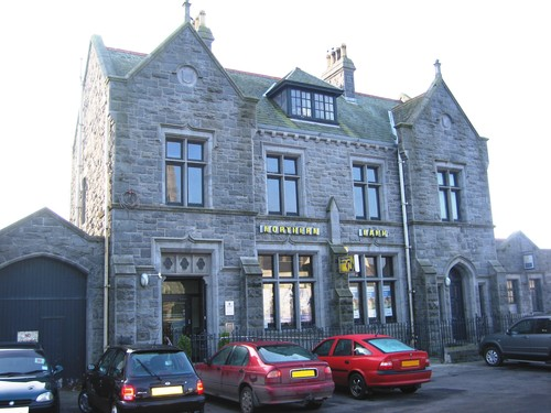 Northern Bank, 40-42 Lower Square, Castlewellan