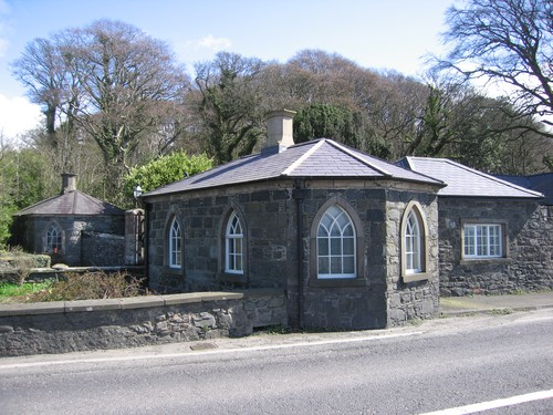 Twin Gate Lodges, Portaferry Road, Mount Stewart
