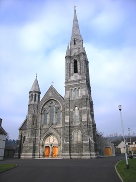 St. Malachy's RC Church, Lower Square, Castlewellan