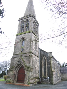 Christ Church C of I, Woburn Road, Millisle, BT22 2HY