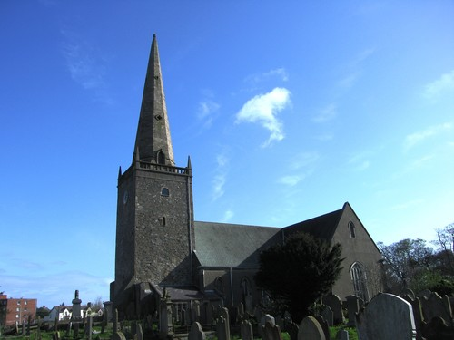 Bangor Abbey Parish Church, Bangor